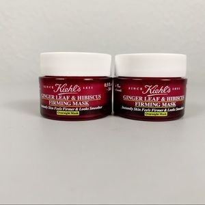 Kiehl's 1851 Ginger Leaf & Hibiscus Firming Mask